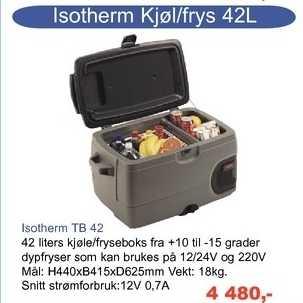 Mini fryser 12 volt