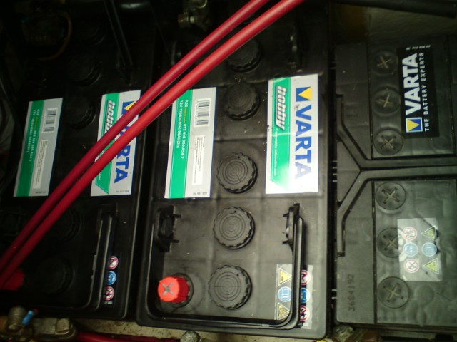 Batterilader biltema test