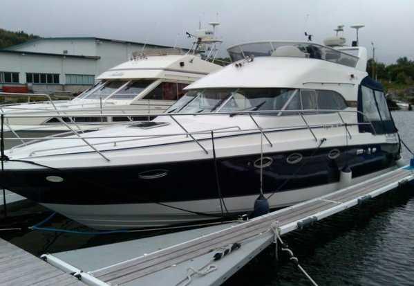 Foliera båt