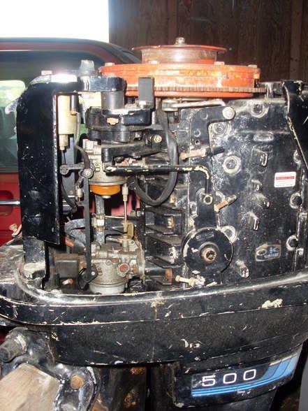 mercury 500 thunderbolt marine wiring