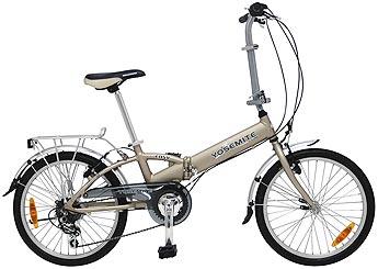 Oppbevaring av sykkel