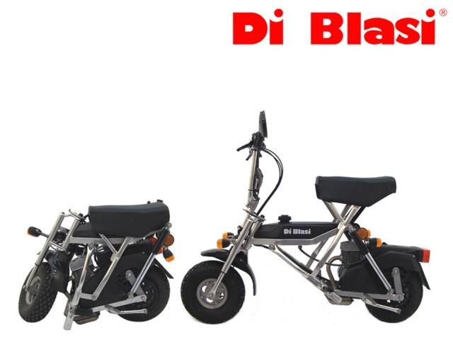 Sammenleggbar moped