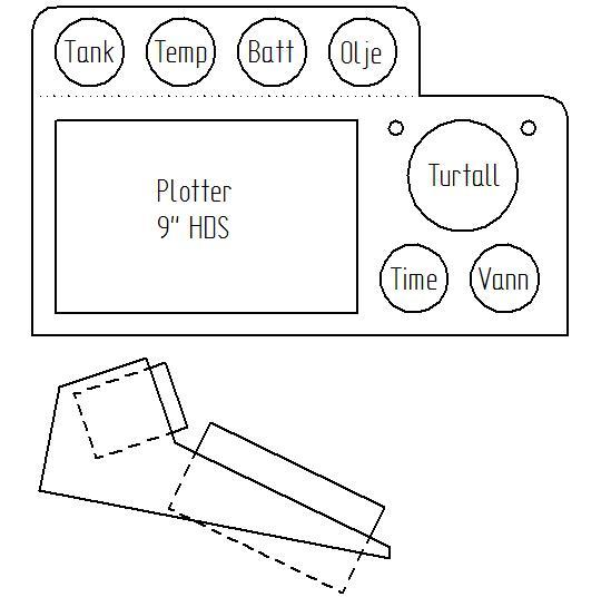 oppgradering p u00e5 navi  ekkolodd  tips mottas