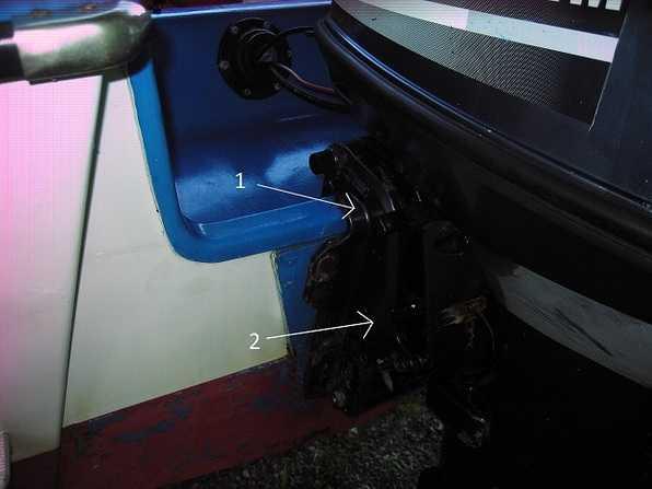 Yamaha utenbordsmotor manual