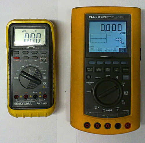 Multimeter biltema