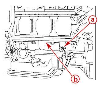 mercruiser drain plug locations