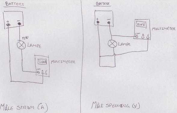 hvordan du wire et hus for volt lysdioder