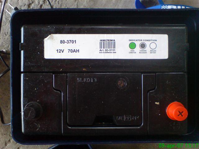 Bilbatteri pris biltema