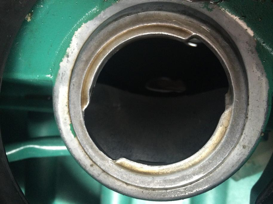for mye olje pa motor
