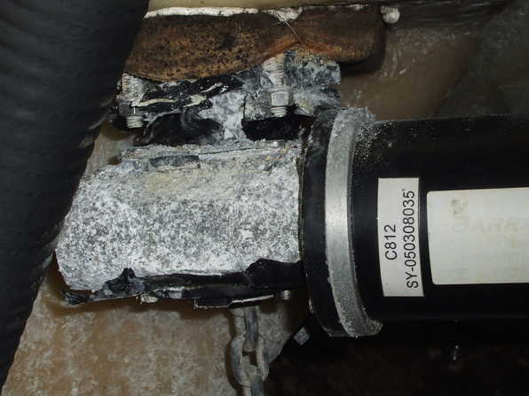 Aluminium korrosjon