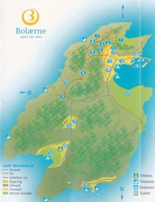 østre bolærne kart Østre Bolærne   innseiling   Båtforumet   baatplassen.no. Din  østre bolærne kart