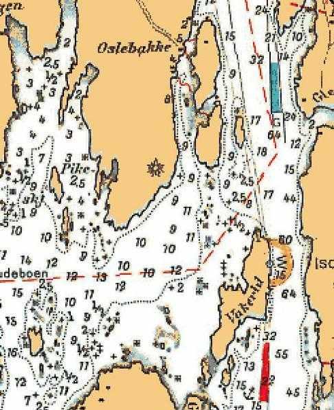 kart veierland Passering mellom Veierland og Vakersholmen, Tjøme   Båtforumet  kart veierland