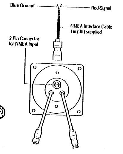 Koble Nmea 0183 Til Autohelm St6000 Autopilot