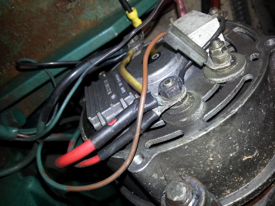 Dynamo til batteri lader vs avansert landstrømlading