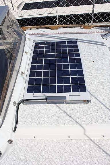 Billig solcellepanel