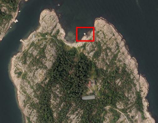 østre bolærne kart Østre Bolærne   fortøye i fjellet?   Båtforumet   baatplassen.no  østre bolærne kart